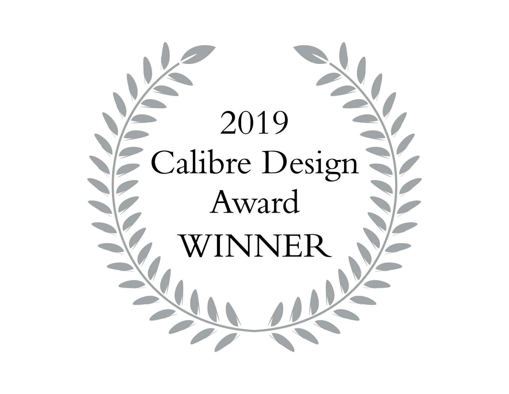 2019-Calibre-Design-Award-Winner